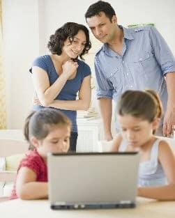 ebeveynler için bilgisayar takibi
